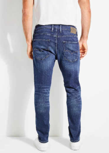 Guess Soft Luxe Slim Tapered Jeans