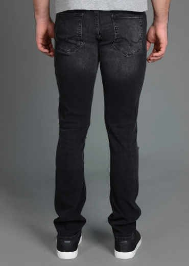 Jack Jones – Slim Fit GLENN 847 Jeans with Ripped Knees