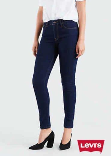 Levi's – 721 High Rise Skinny Women's Jeans
