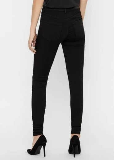VERO MODA – Lux Slim Fit Tencel Jeans